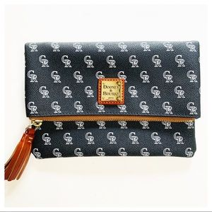 Dooney & Bourke Special Edition Fold Over Wallet